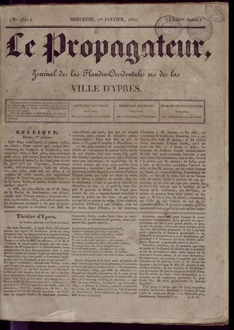 Le Propagateur (1818-1871) 1840