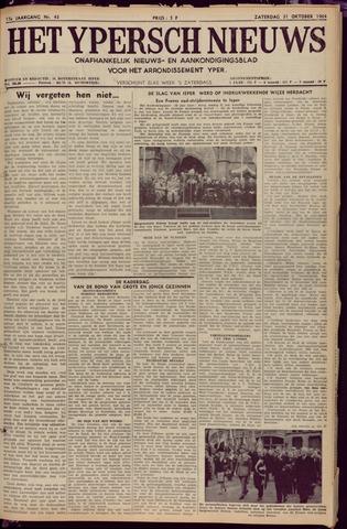 Het Ypersch nieuws (1929-1971) 1964-10-31