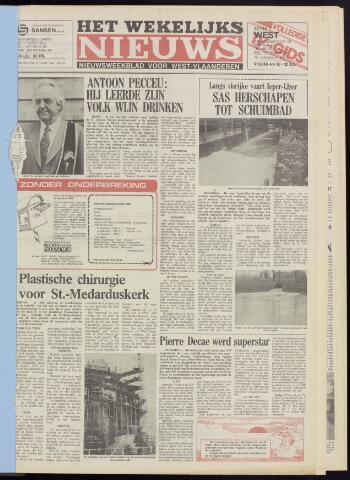Het Wekelijks Nieuws (1946-1990) 1980