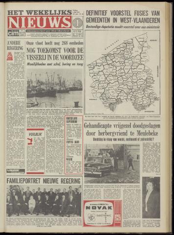 Het Wekelijks Nieuws (1946-1990) 1974-05-03