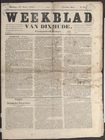 Weekblad van Dixmude 1847