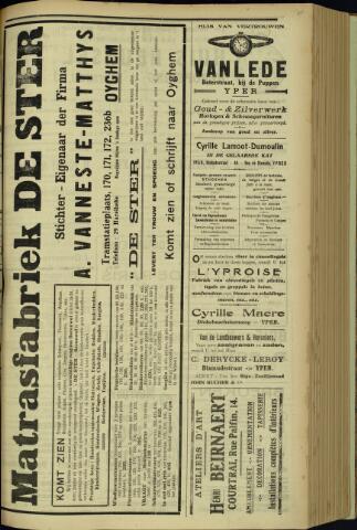 Het Ypersche (1925 - 1929) 1925-09-05