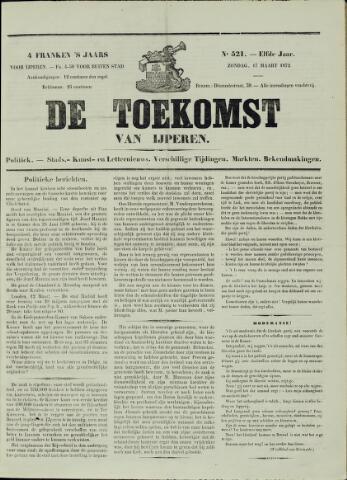 De Toekomst (1862 - 1894) 1872-03-17