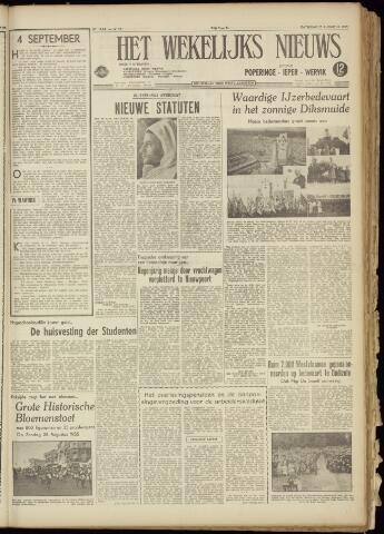 Het Wekelijks Nieuws (1946-1990) 1955-08-27