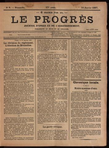 Le Progrès (1841-1914) 1897-01-31