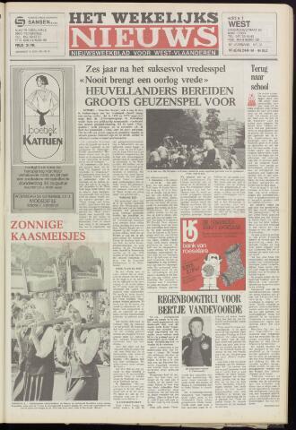Het Wekelijks Nieuws (1946-1990) 1984-08-24