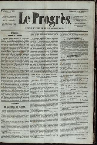 Le Progrès (1841-1914) 1847-10-10