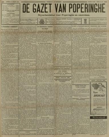 De Gazet van Poperinghe  (1921-1940) 1930-08-31