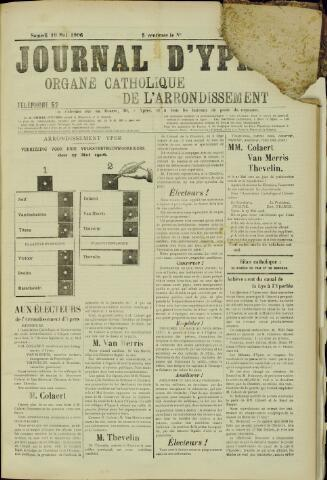 Journal d'Ypres (1874 - 1913) 1906-05-19