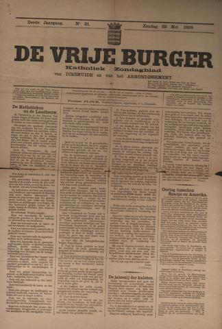 De Vrije Burger 1898-05-22