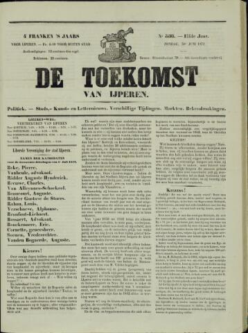 De Toekomst (1862 - 1894) 1872-06-30