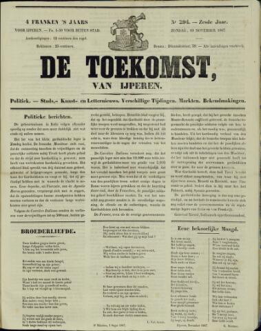 De Toekomst (1862 - 1894) 1867-11-10