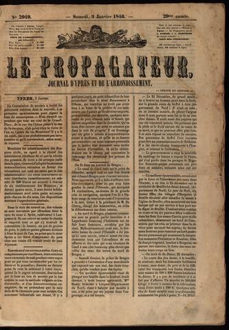 Le Propagateur (1818-1871) 1846