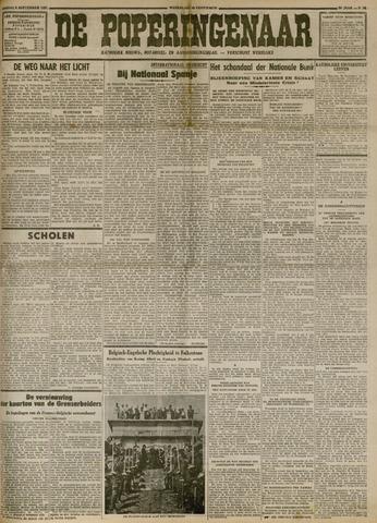 De Poperinghenaar (1904-1914,1919-1944)  1937-09-05