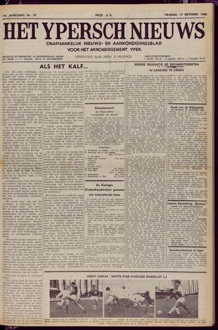 Het Ypersch nieuws (1929-1971) 1966-10-14