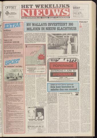 Het Wekelijks Nieuws (1946-1990) 1987-06-05