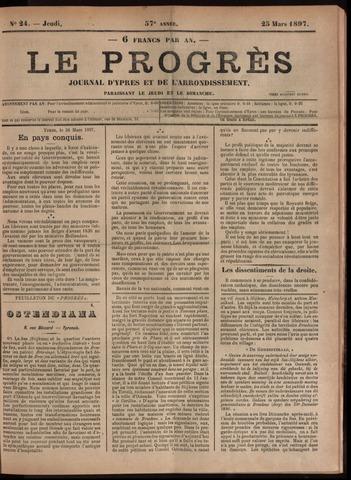 Le Progrès (1841-1914) 1897-03-25