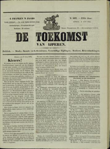 De Toekomst (1862 - 1894) 1872-06-02