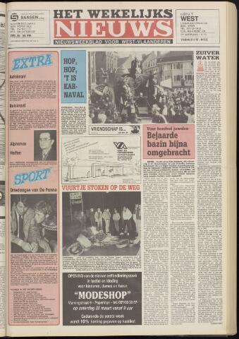 Het Wekelijks Nieuws (1946-1990) 1987-03-27