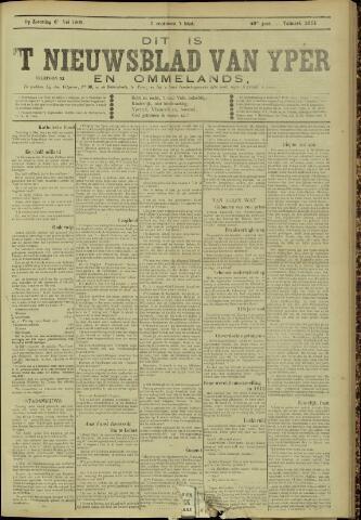 Nieuwsblad van Yperen en van het Arrondissement (1872 - 1912) 1905-05-06