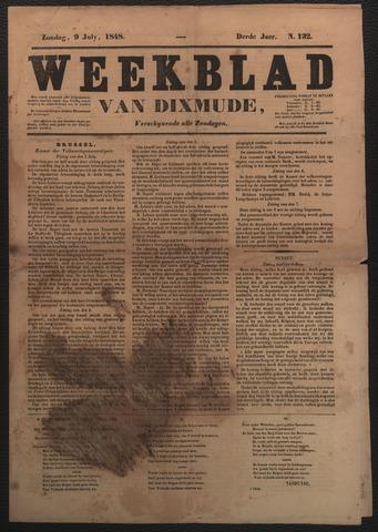 Weekblad van Dixmude 1848-07-09