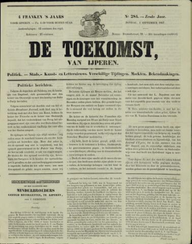 De Toekomst (1862 - 1894) 1867-09-01