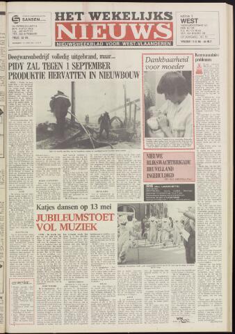 Het Wekelijks Nieuws (1946-1990) 1984-05-11