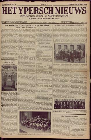 Het Ypersch nieuws (1929-1971) 1964-10-24