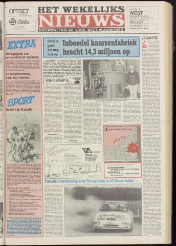 Het Wekelijks Nieuws (1946-1990) 1987-06-26