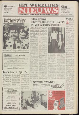 Het Wekelijks Nieuws (1946-1990) 1984-09-14