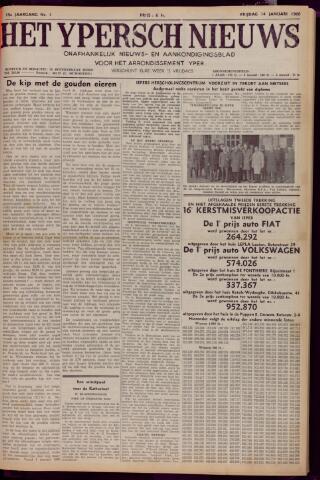 Het Ypersch nieuws (1929-1971) 1966-01-14