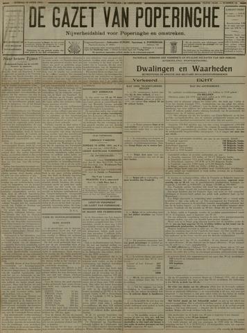 De Gazet van Poperinghe  (1921-1940) 1931-04-19