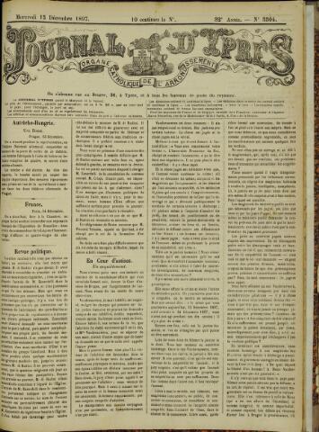 Journal d'Ypres (1874 - 1913) 1897-12-15