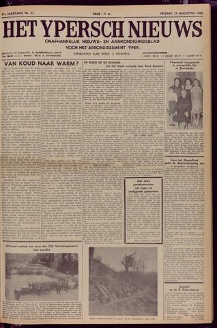 Het Ypersch nieuws (1929-1971) 1968-08-23
