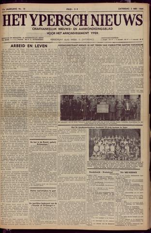 Het Ypersch nieuws (1929-1971) 1964-05-02