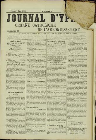 Journal d'Ypres (1874 - 1913) 1906-07-09
