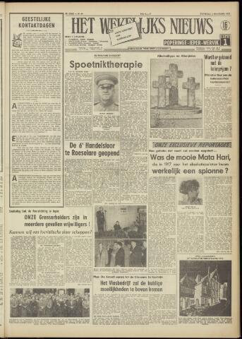 Het Wekelijks Nieuws (1946-1990) 1957-11-02