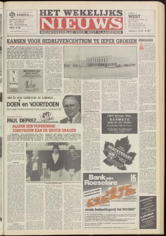 Het Wekelijks Nieuws (1946-1990) 1985-09-13