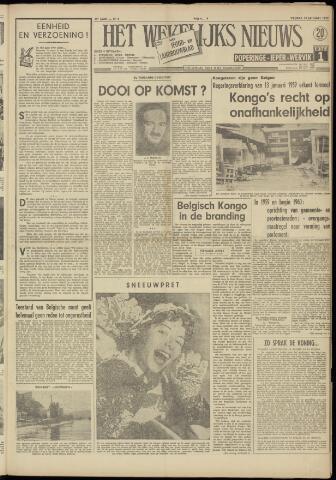 Het Wekelijks Nieuws (1946-1990) 1959-01-16