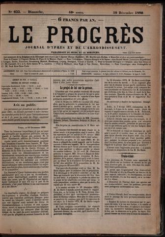Le Progrès (1841-1914) 1880-12-19