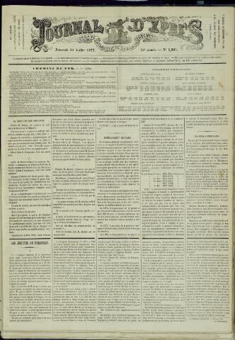 Journal d'Ypres (1874 - 1913) 1877-07-18