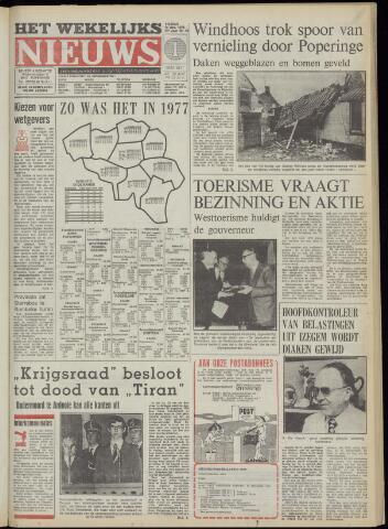 Het Wekelijks Nieuws (1946-1990) 1978-12-15