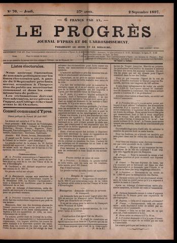 Le Progrès (1841-1914) 1897-09-02