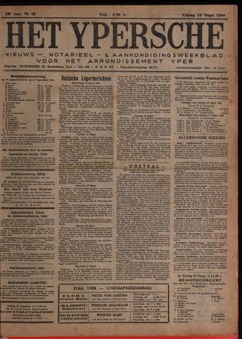 Het Ypersch nieuws (1929-1971) 1944-08-25