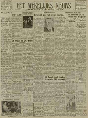 Het Wekelijks Nieuws (1946-1990) 1948-01-31