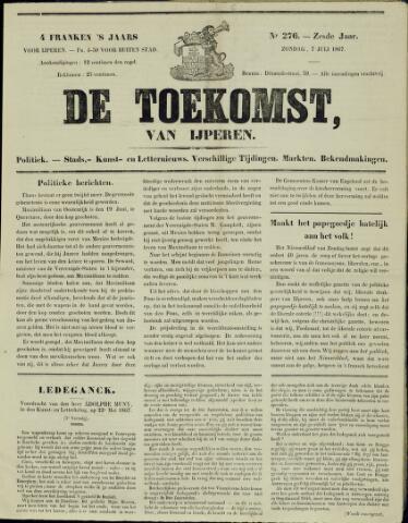 De Toekomst (1862 - 1894) 1867-07-07