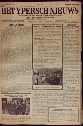 Het Ypersch nieuws (1929-1971) 1964-05-09
