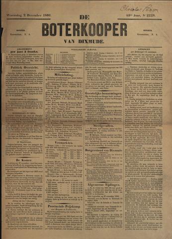 De Boterkoper 1891