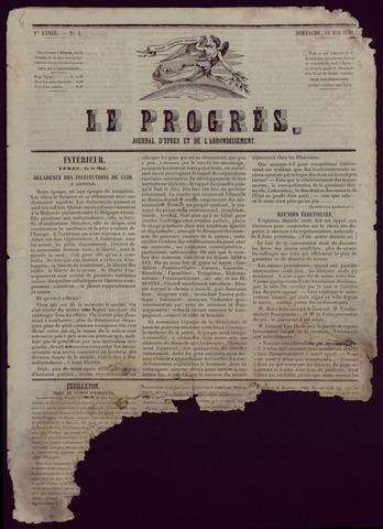 Le Progrès (1841-1914) 1841-05-16