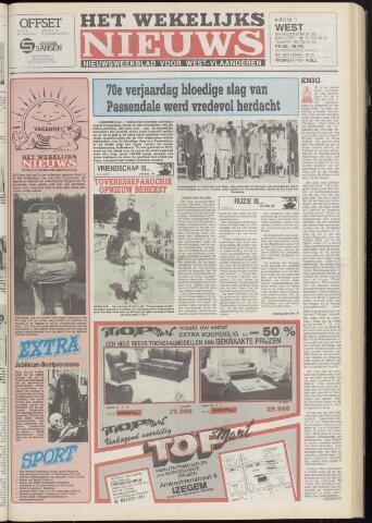 Het Wekelijks Nieuws (1946-1990) 1987-07-17